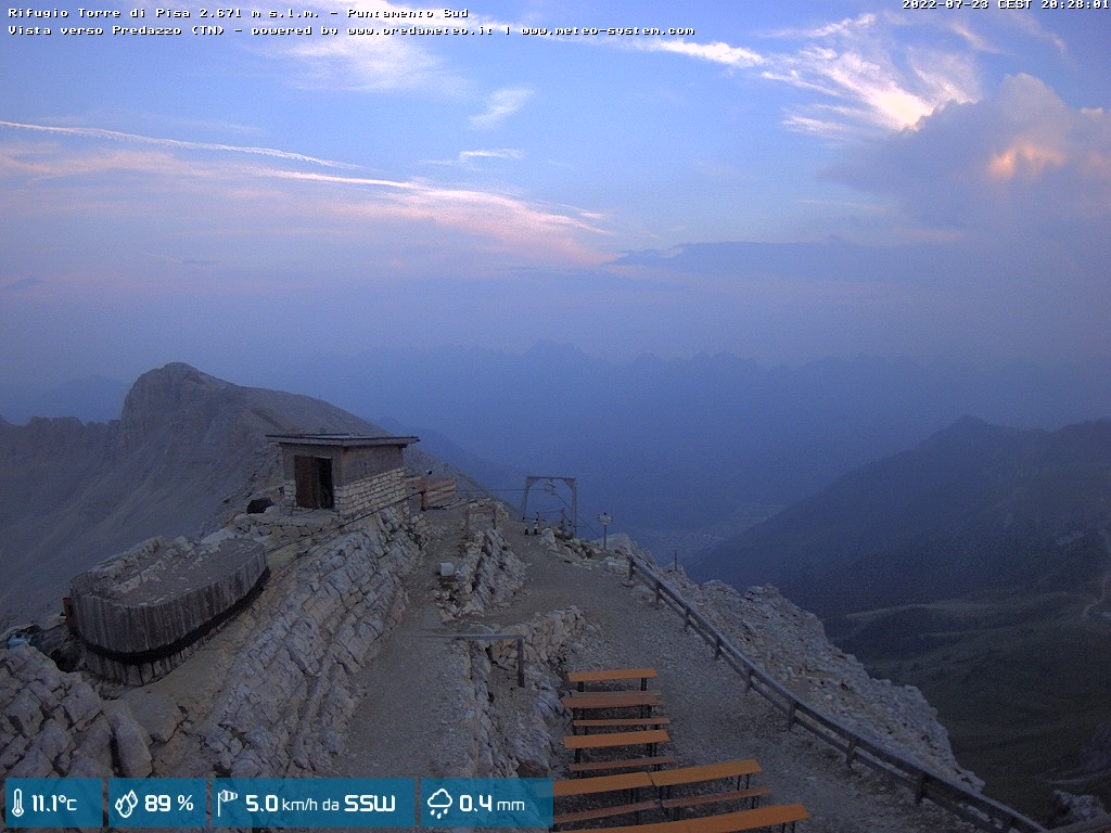 Webcam Latemarhütte