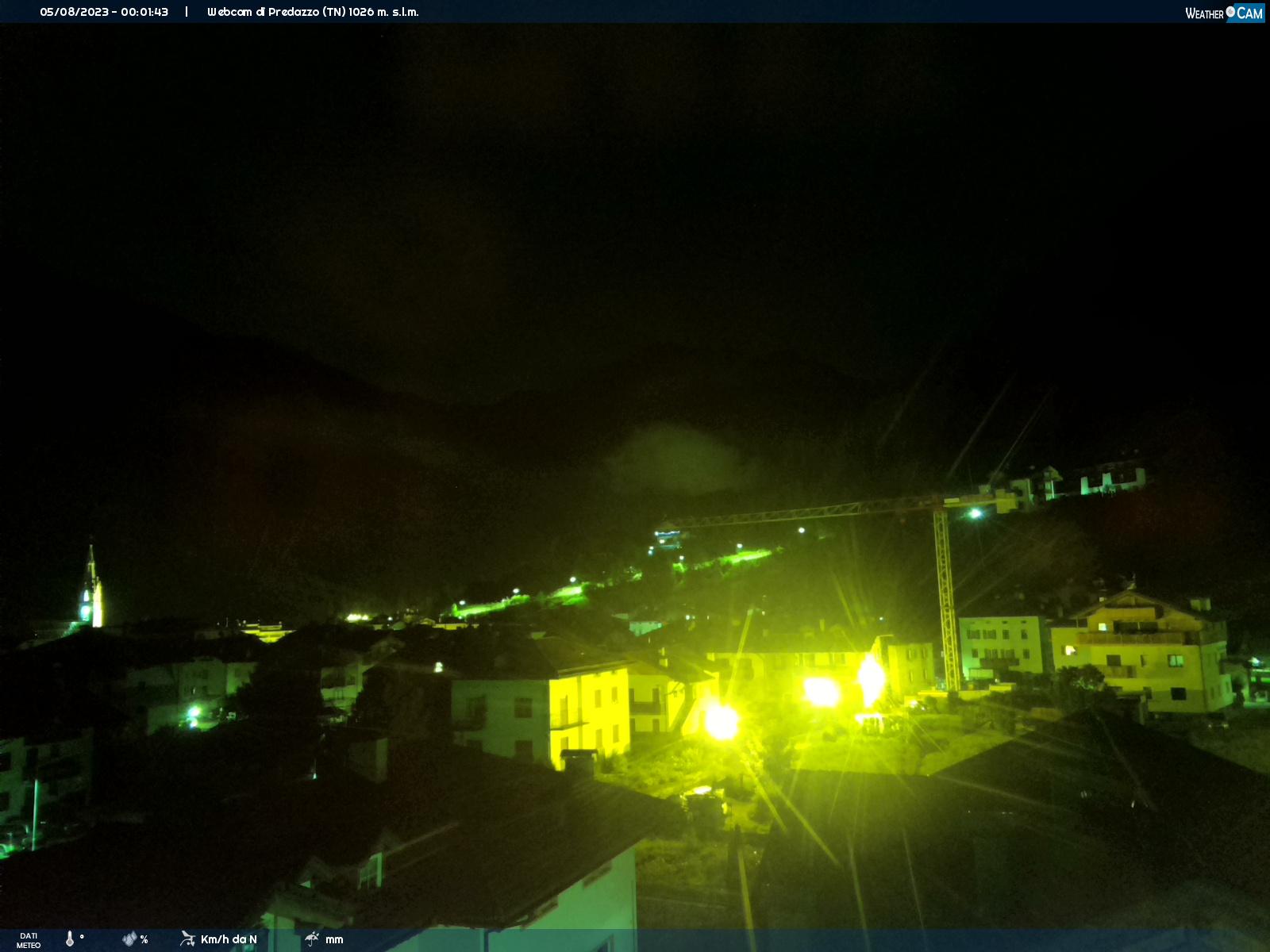webcam  predazzo