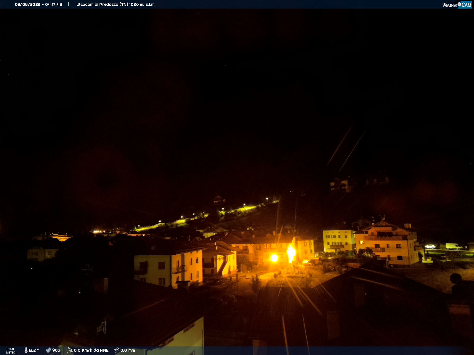 Webcam Meteo Predazzo